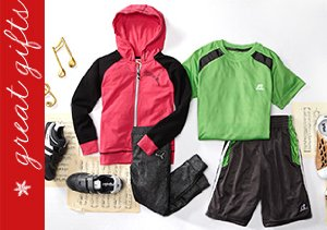 Oh, What Fun! Gear for the Sporty Kid