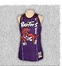 Toronto Raptors 1998 - 1999 Road Jersey - Tracy McGrady