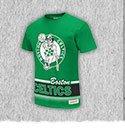 Boston Celtics Play By Play Tee