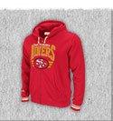 San Francisco 49ers Stadium Full Zip Hoody