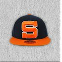 Syracuse University Vintage XL Logo 2T Fitted Hat