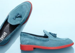 Menswear Trend: Chic Loafers