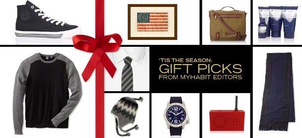'TIS THE SEASON: GIFT PICKS FROM MYHABIT EDITORS, Event Ends December 8, 9:00 AM PT >
