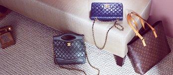 Hermès Chanel & Louis Vuitton