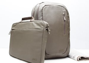 DUFFLES, BRIEFCASES & MEN'S BAGS
