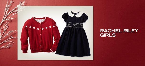 RACHEL RILEY GIRLS, Event Ends December 8, 9:00 AM PT >