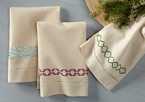 Ready for the Holidays: Guest Towels