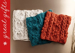 Winter Warmth: Scarves, Shawls & Gloves