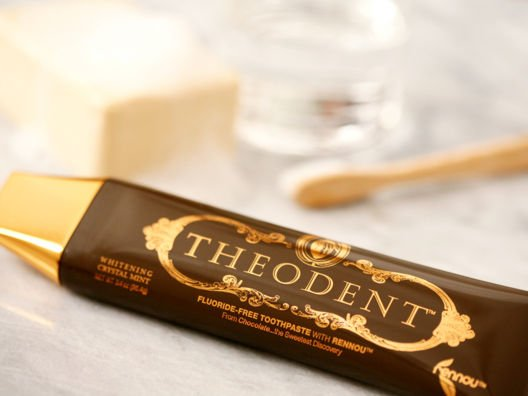 Whitening Crystal Mint Toothpaste by Theodent from Carolyn Murphy