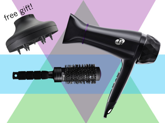 T3 Featherweight Luxe Hair Dryer from Orlando Pita