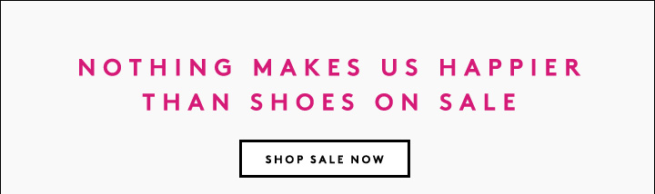 The best shoes of the season are now on SALE: Shop our top shoe picks.