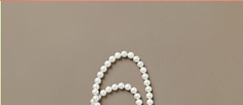 Terenzio pearl necklace
