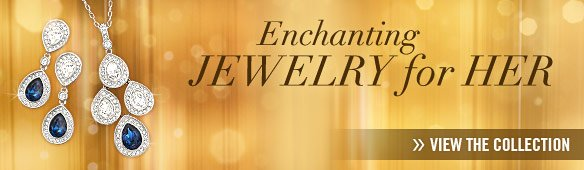 Enchanting Jewelry for her