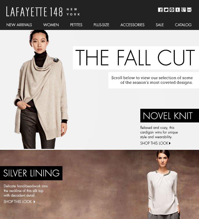 Crème de la crème: Introducing the Fall Cut