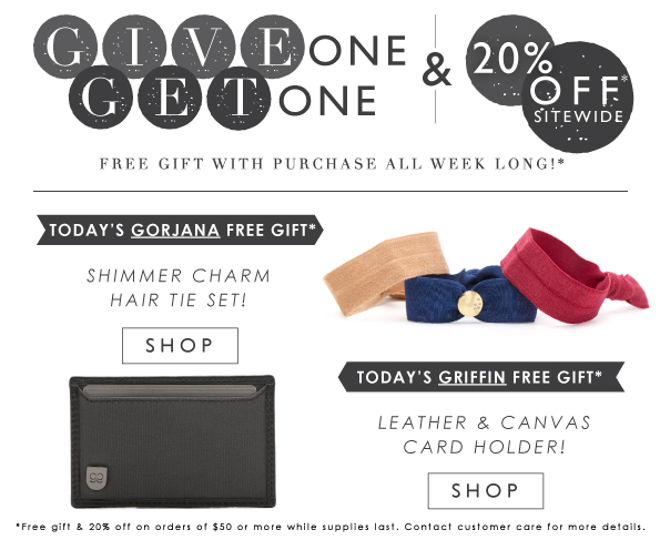Give One Get One | Day 4