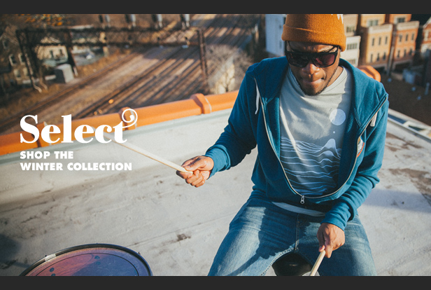 Select - Shop the Winter Collection