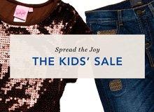 Spread the Joy The Kids' Sale