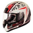 SMS Rhode Camo Red Helmet