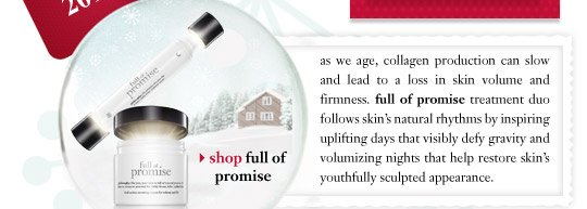stars of 2012 - shop full of promise...