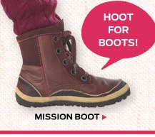 Mission Boot ›