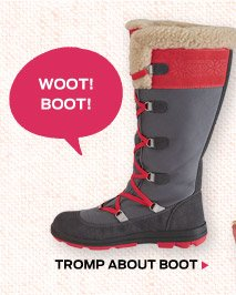Tromp About Boot ›