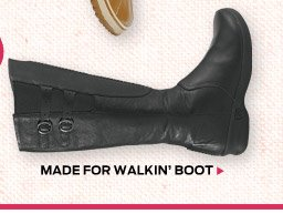 Made For Walkin' Boot ›
