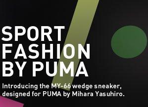 SPORT FASHION BY PUMA