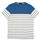Paul Smith T-Shirts - White Breton Stripe T-Shirt