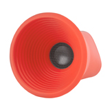 Kakkoii Wow - Red Wireless Bluetooth Speaker