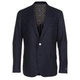 Paul Smith Jackets - Navy Birdseye Wool Westbourne Jacket