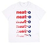 Paul Smith T-Shirts - White Neat-O Print T-Shirt