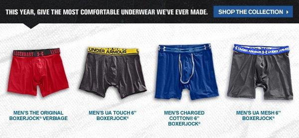 SHOP MEN'S UNDERWEAR.