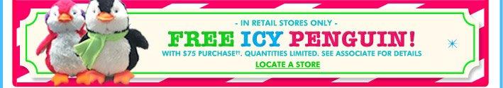 Free Icy Penguin!
