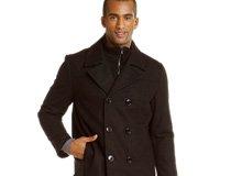 Bring It, Winter Sleek Men's Outerwear