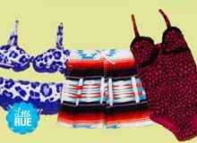 For Winter Break Kids' Azul & Submarine Swimsuits