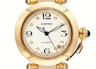 Luxury Watches: Cartier, Rolex, Patek Philippe & more