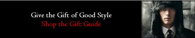 Give the Gift of good Style