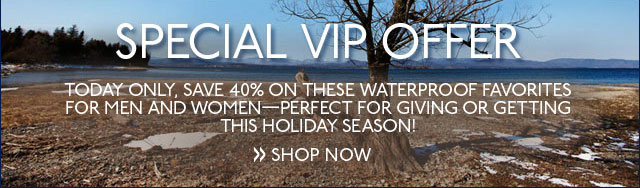 Special VIP Offer