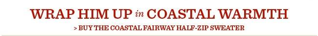 Buy The Coastal Fairway Half-Zip
