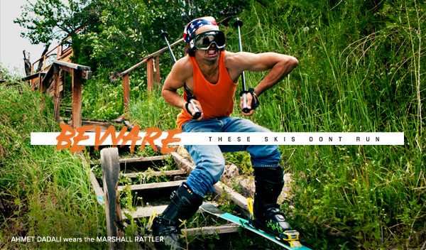 The SPY + Series - Athlete & Artist Inspired Snow Goggles