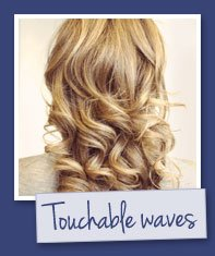 Touchable waves