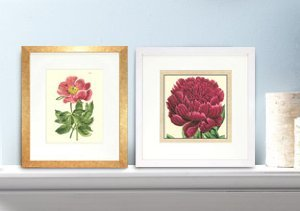 Neotraditional Floral Art