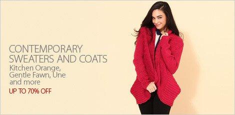 Cozy Knits & Coats