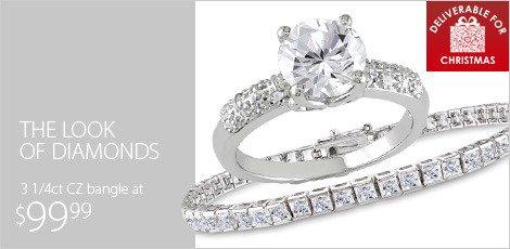 The look of diamonds