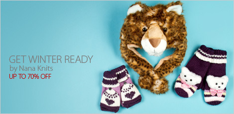Get winter ready by Nana Knits