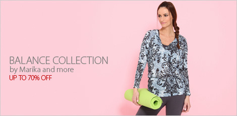 balance collection by Marika and more