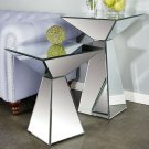 Cleo Mirrored Table