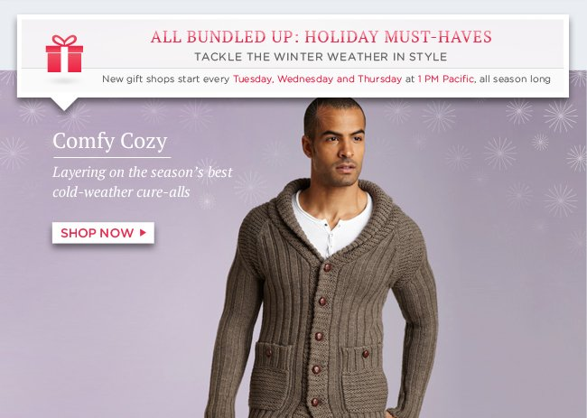 Shop Comfy Cozy Men