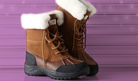 Comfy Cozy: Boots - Visit Event