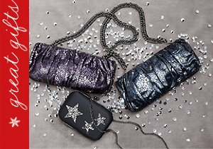 Winter Pick-Me-Ups: Handbags from Inge Christopher